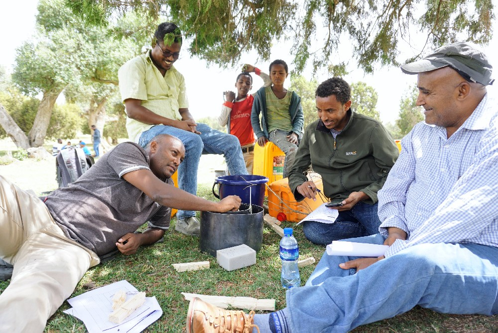 Building forest-water knowledge and capacity for Forest and Landscape Restoration in Ethiopia